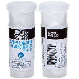 miele 20 pack espresso cleaning tablets