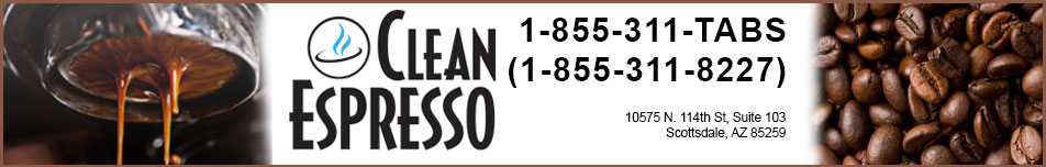 Clean Espresso